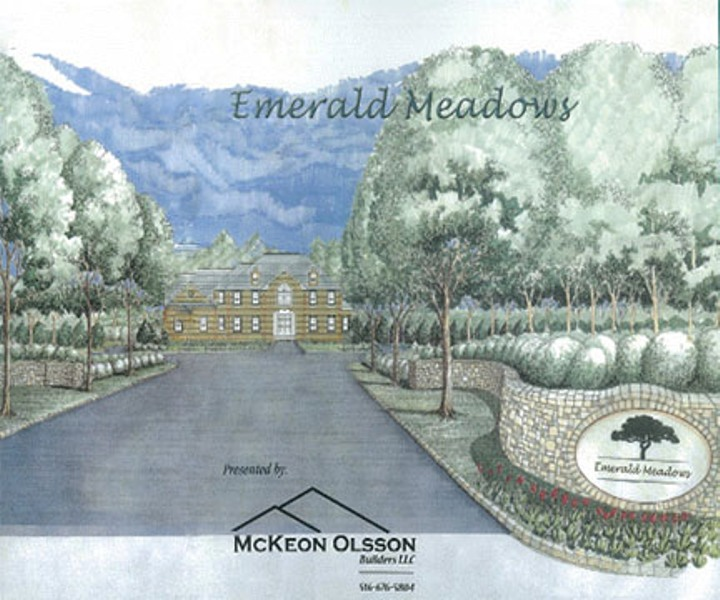 The Emerald Meadows
